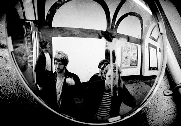 Entrevista a Alan Duggan, guitarrista de Girl Band