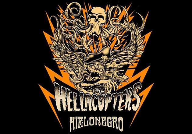 The Hellacopters se presenta el 12 de marzo en Blondie