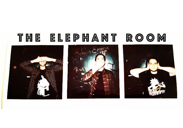 "The Elephant Room presenta nuevo single con video llamado ""Fillipoff"""