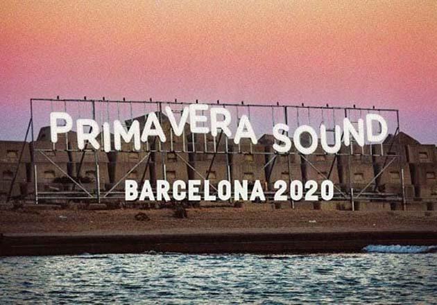 Festival Primavera sound 2020