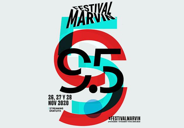 Festival Marvin 2020 este 26, 27 y 28 de noviembre gratis y online!