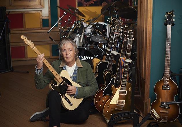 Paul McCartney lanza nuevo disco: McCartney III