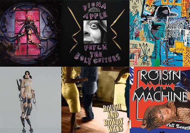 Los 20 álbumes anglo favoritos del 2020