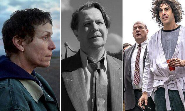 Revisa los nominados a los Oscar 2021